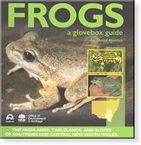 Frogs: a glovebox guide